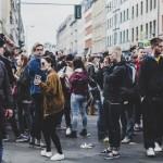 My fest, Kreuzberg, Berlin