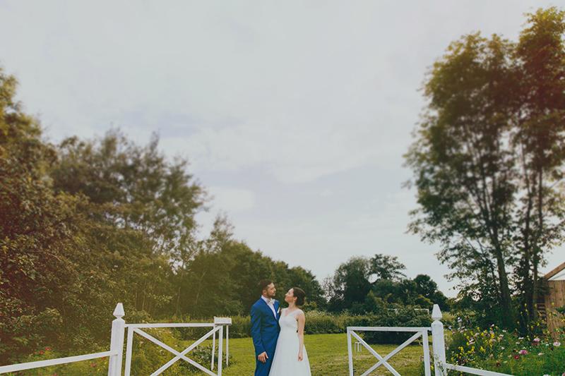 wesele w starej oranżerii