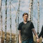 Maciek i Kasia – sesja ciążowa
