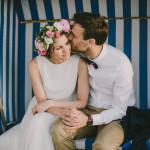 Ustka fotografia ślubna nad morzem – Ania i Stachu