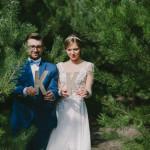 Ślub w plenerze – Karolina i Karol