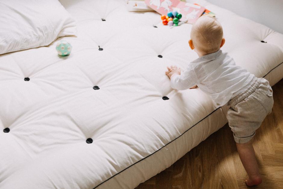Materac Na Podłodze Czy łóżeczko Dla Dziecka Tolala