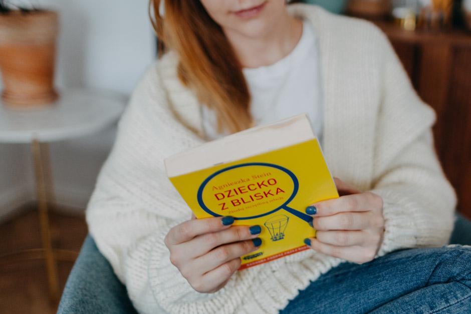 dziecko z bliska książka