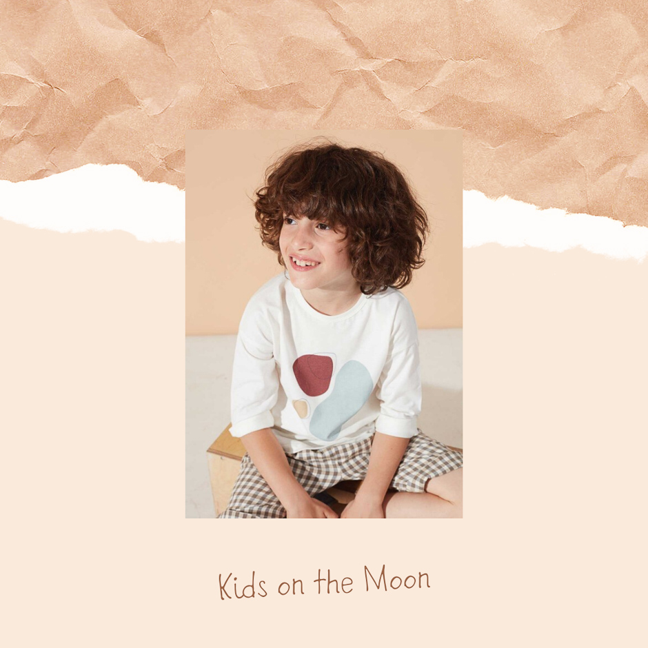 #wspierampolskiemarki kids on the moon