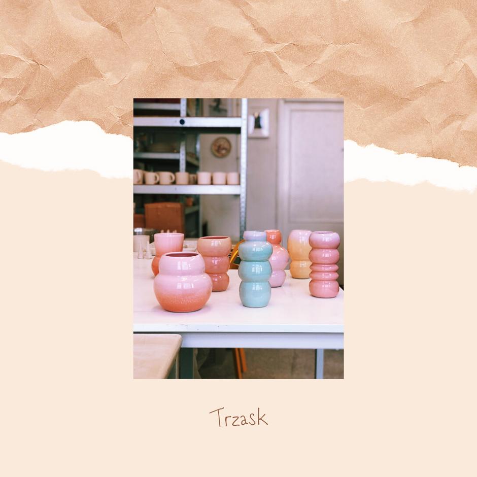 #wspierampolskiemarki trzask ceramics